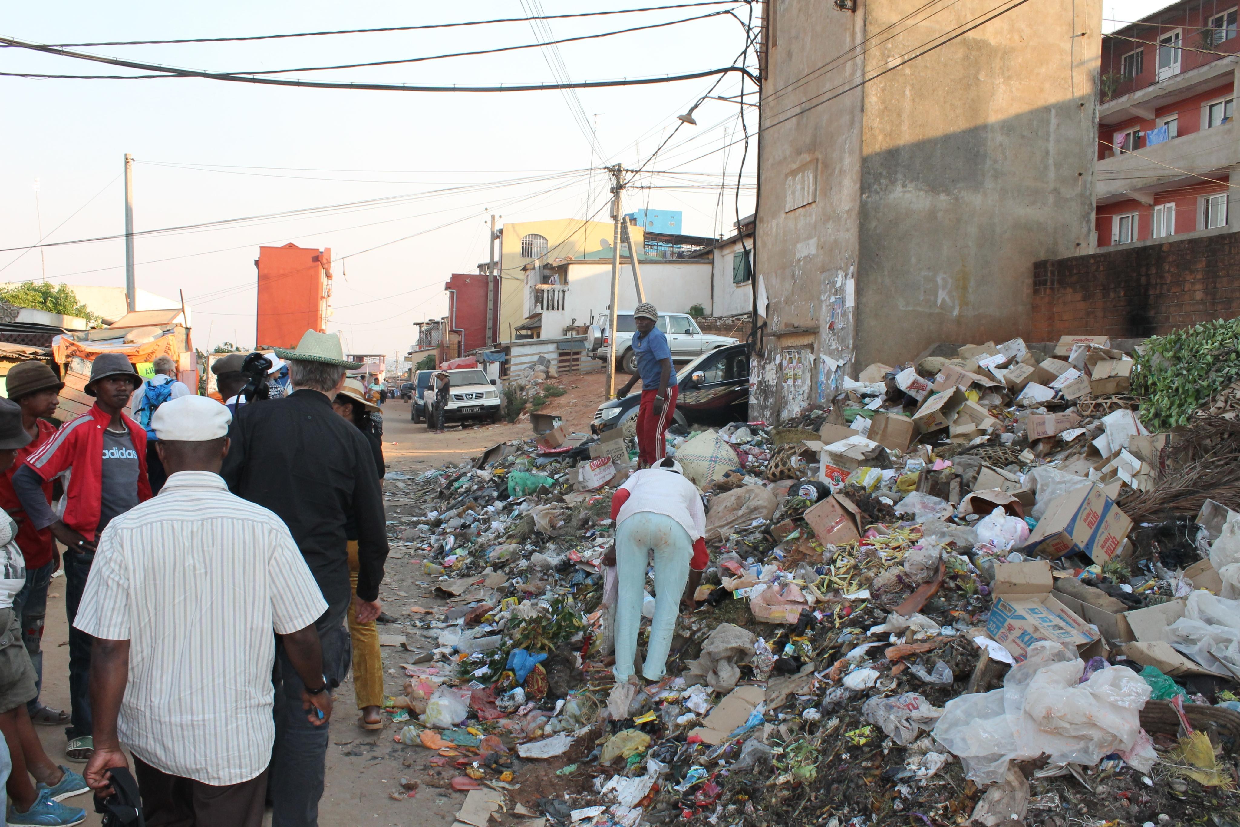 Müllkinder von Tana